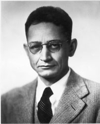 President Chester F. Lay, 1945 - 1948